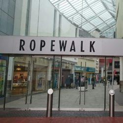 Ropewalk Shopping Centre Nuneaton