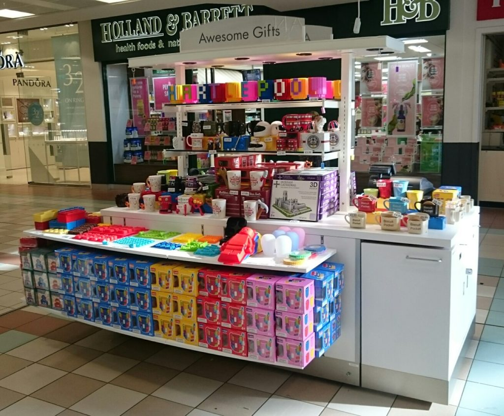 Awesome Gifts at Middleton Grange Shopping Centre
