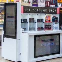 The Perfume Shop at Paddington Station