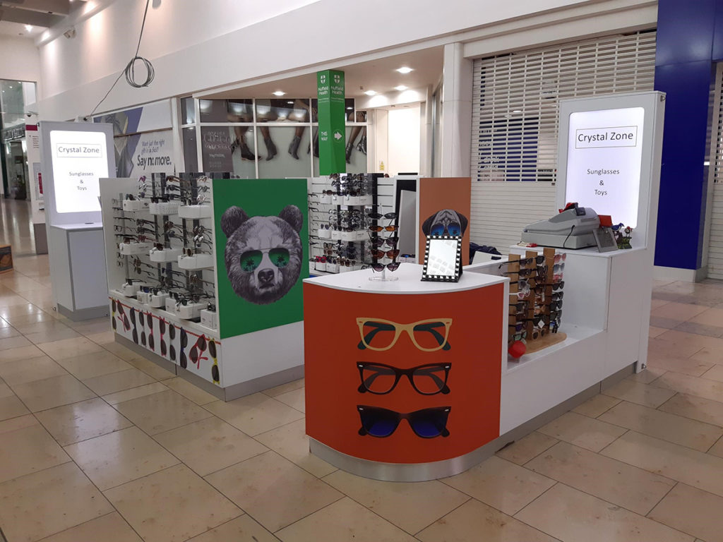 Southside Wandsworth Sunglasses Stall