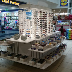 West 12 Shopping Centre Sunglasses Kiosk